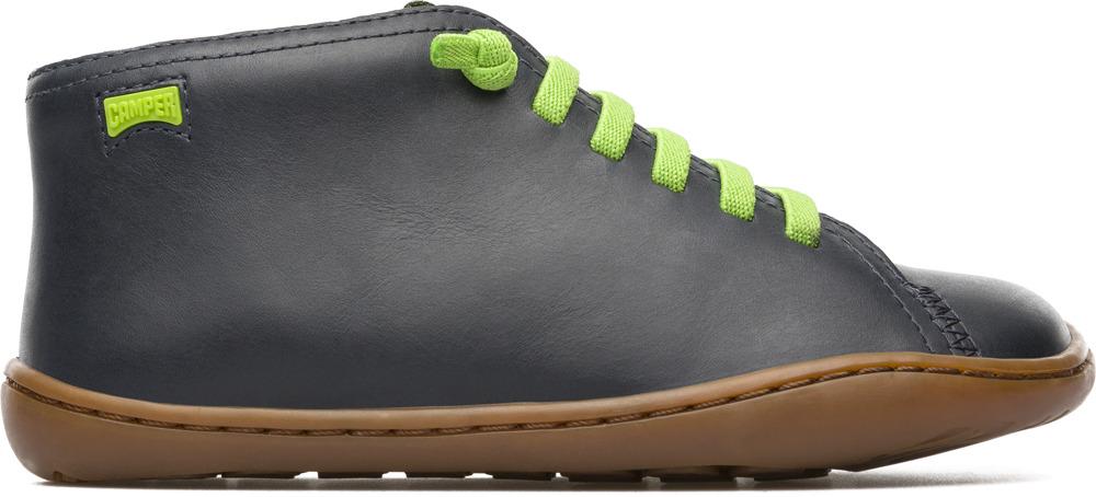 Camper Peu Grey Boots Kids 90019-066