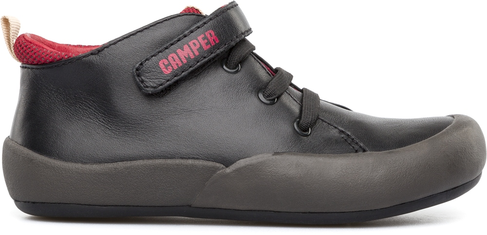 Camper SENDA Black SMART CASUAL SHOES Kids 90105-005