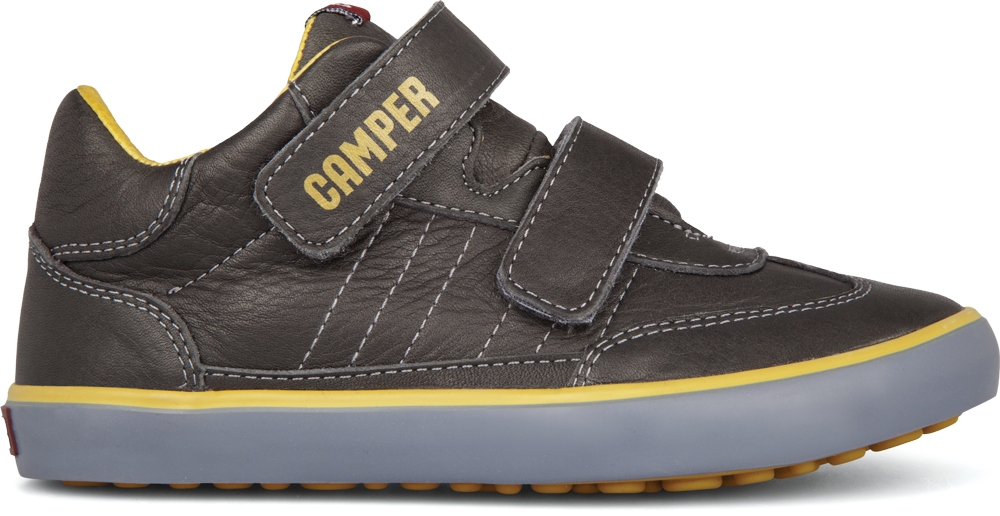 Camper Pelotas Grey Boots Kids 90193-002