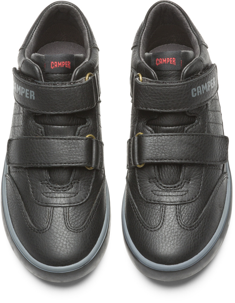 Camper Pursuit Black Sneakers Kids 90193-017