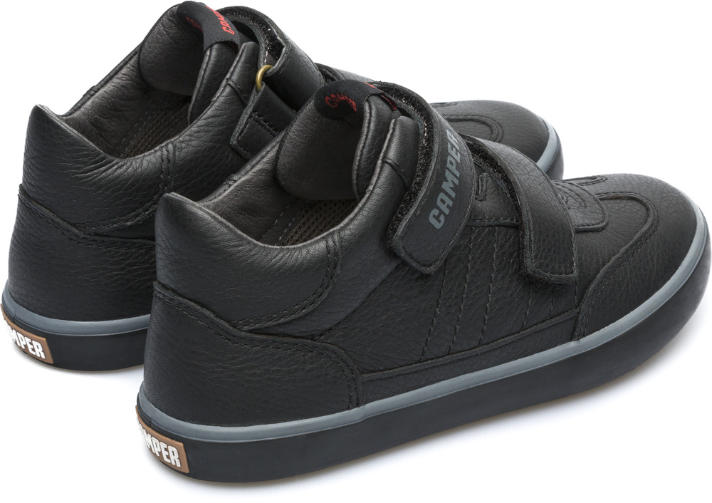 Camper Pursuit Negro Sneakers Niños 90193-017