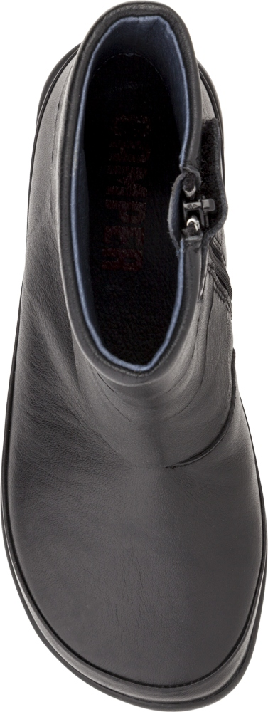 Camper RIGHT Black SMART CASUAL SHOES Kids 90244-002