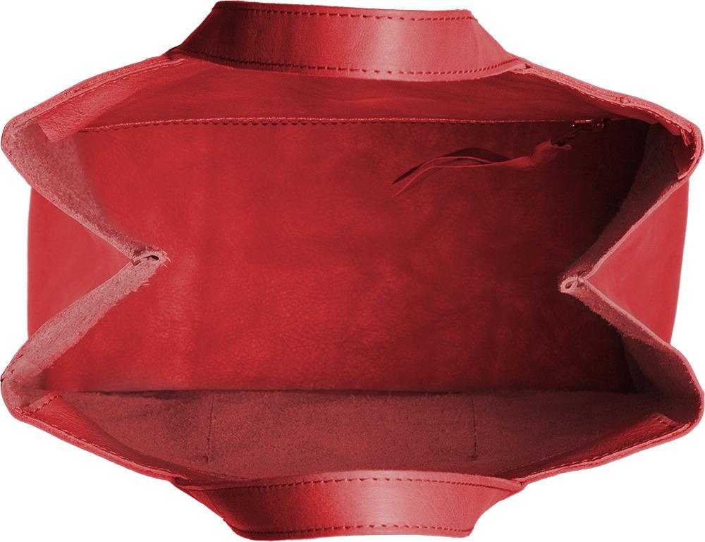 Camper DEIA Red  Women B0035-002