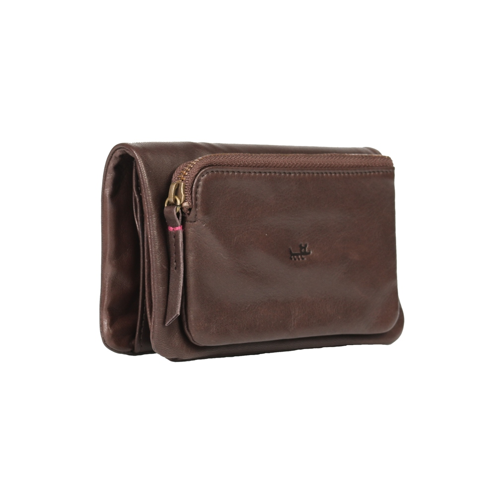 Camper Soft Leather Brown Bags & wallets Women B2095-026