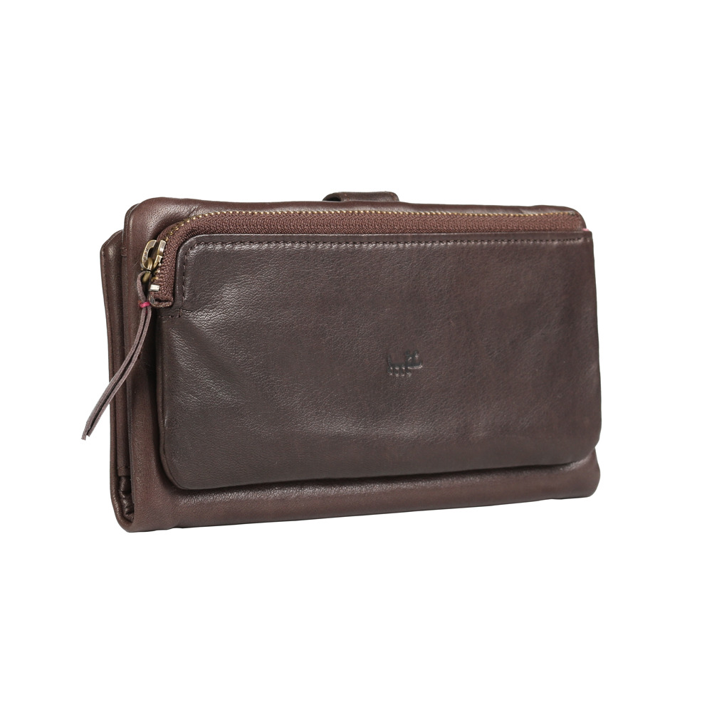 Camper Soft Leather Brown Bags & wallets Women B2098-026
