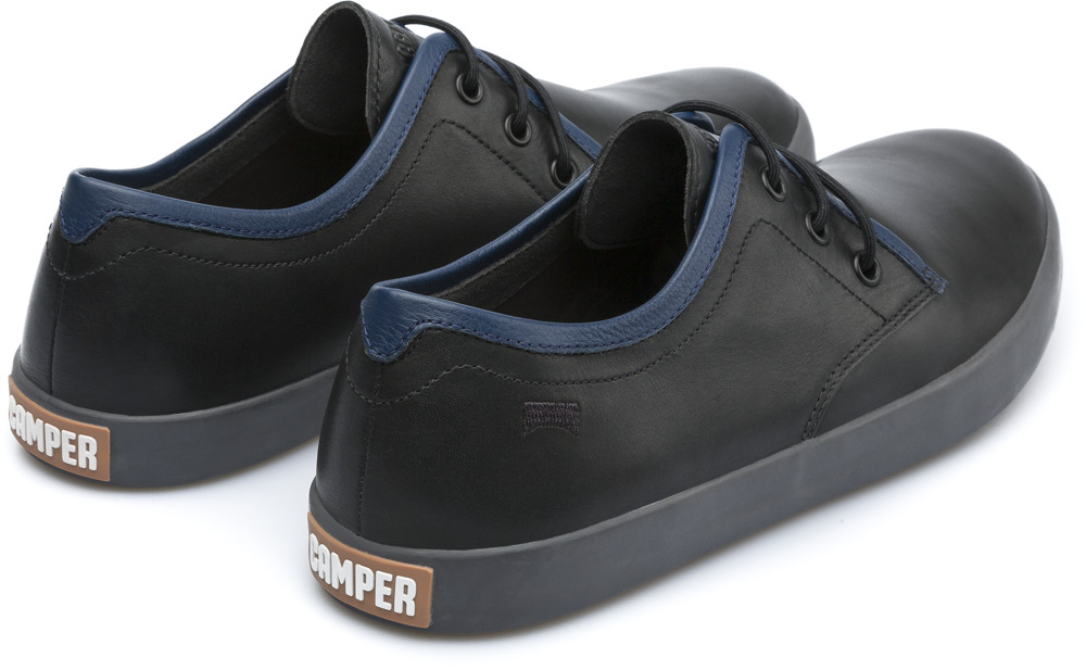 Camper Pursuit Black Casual Shoes Men K100008-023