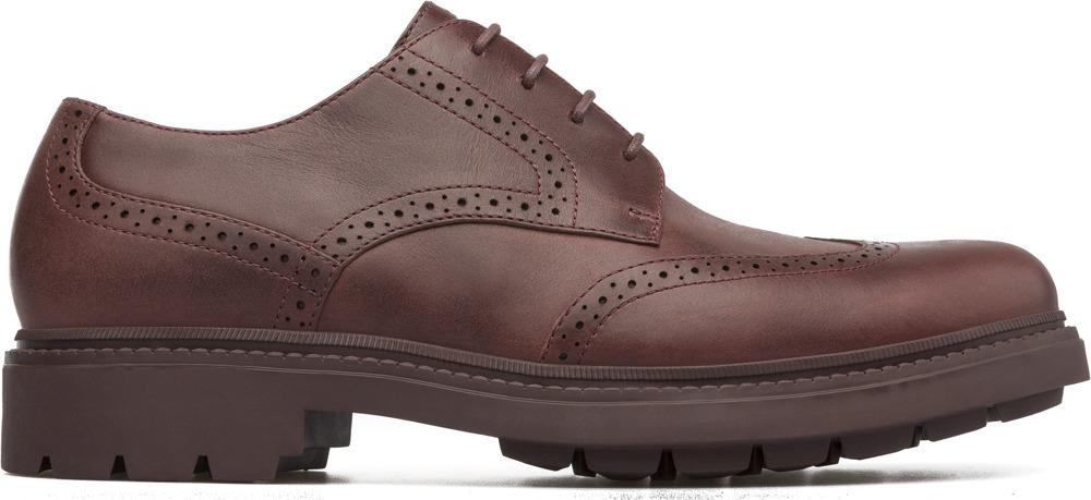 Camper Hardwood Red Formal shoes Men K100013-006