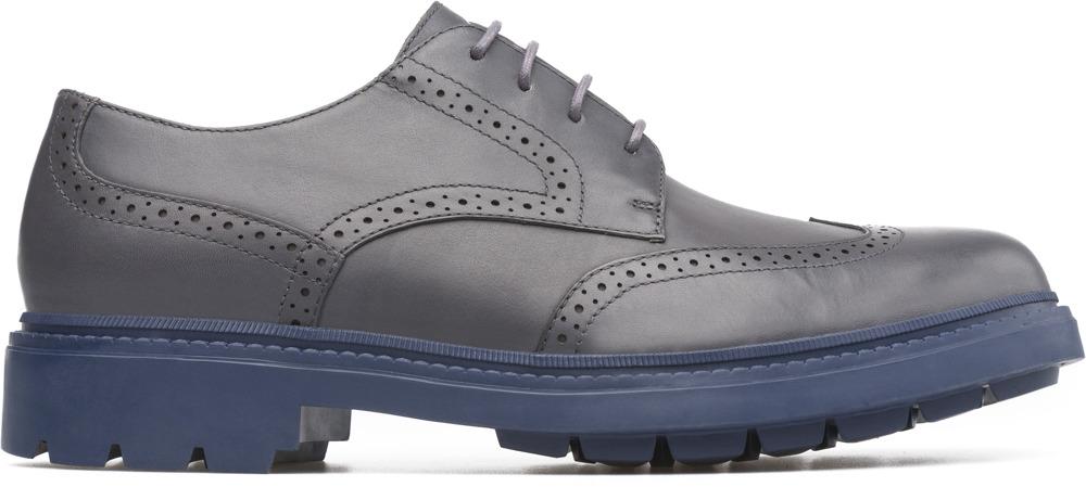 Camper Hardwood Gris Zapatos de vestir Hombre K100013-007