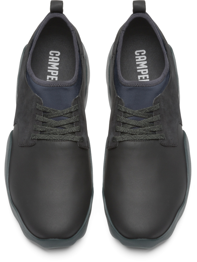 Camper Dub Black Sneakers Men K100041-006