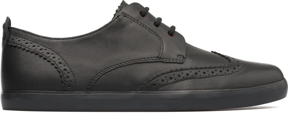 Camper Jim Black Formal shoes Men K100047-006