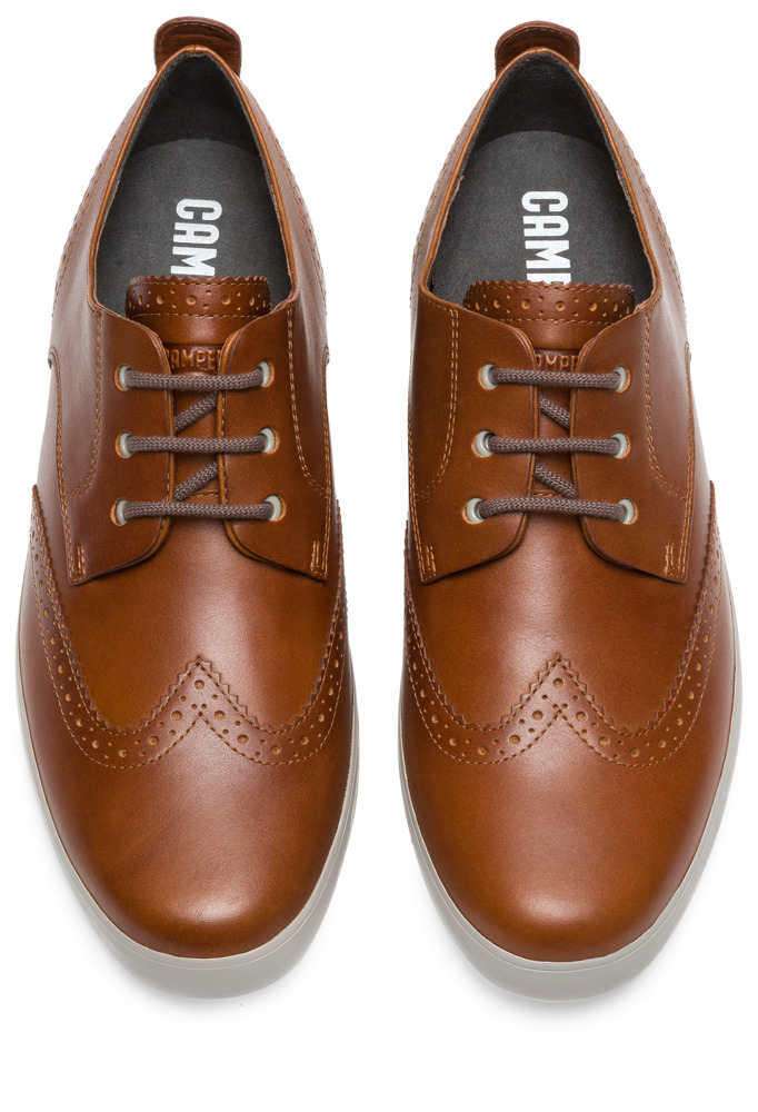 Camper Jim Marron Chaussures casual Homme K100047-012