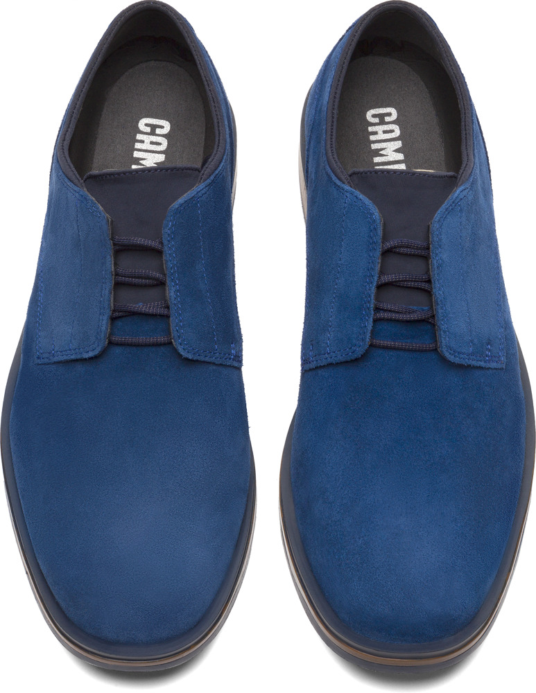 Camper Deia Blue Formal Shoes Men K100048-006