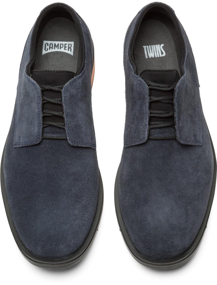 Camper Twins Azul Zapatos de vestir Hombre K100048-012