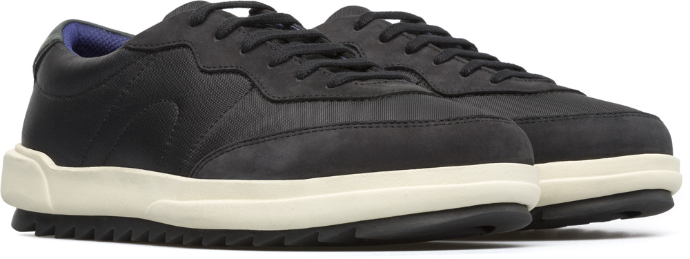 Camper Marges Black Sneakers Men K100050-021