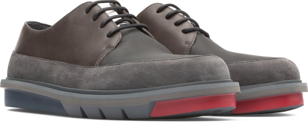 Camper Mateo Multicolor Elegante Schuhe Herren K100056-010