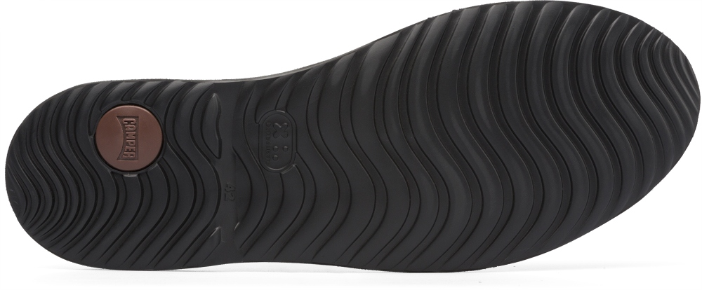 Camper Morrys Black Formal shoes Men K100057-006