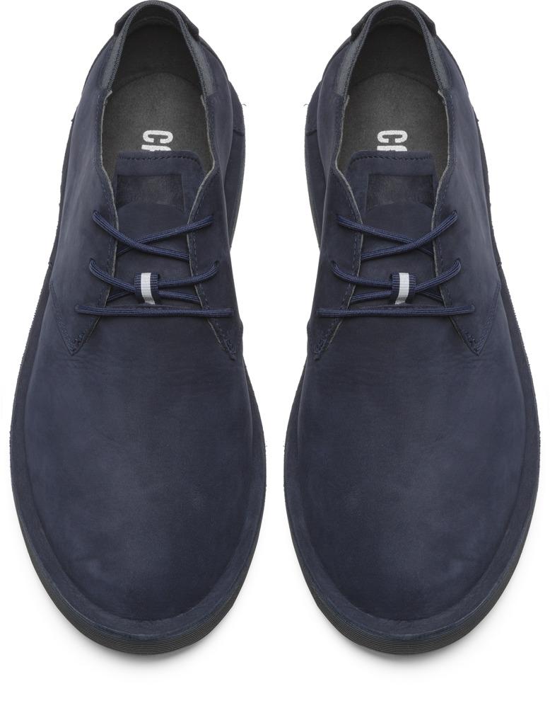 Camper Morrys Blue Formal shoes Men K100057-008