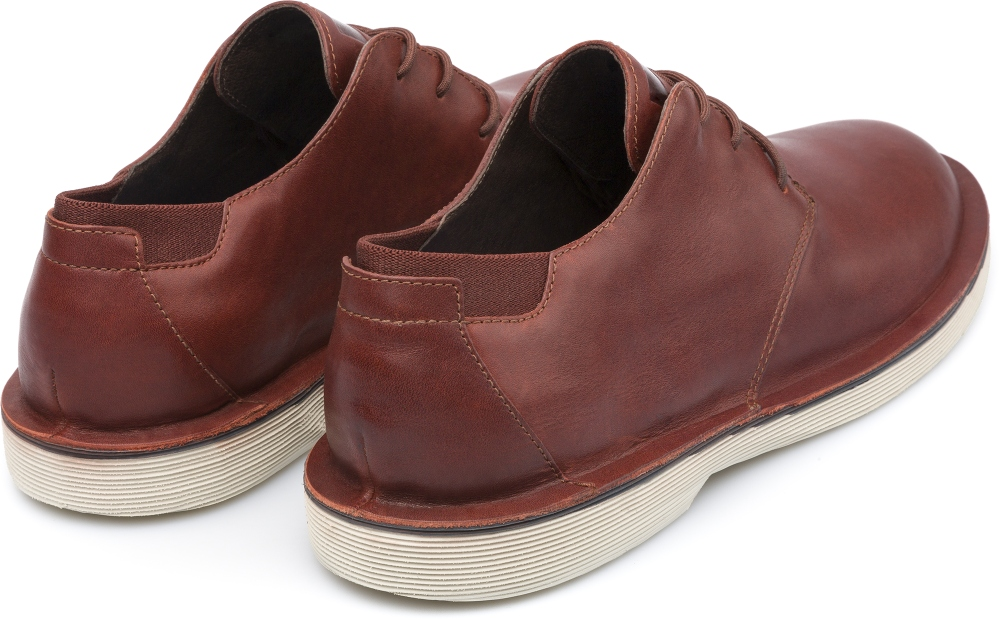 Camper Morrys Brown Formal Shoes Men K100057-011