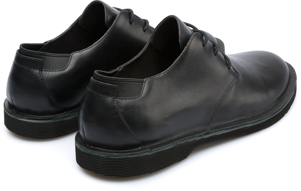 Camper Morrys Black Formal Shoes Men K100057-023