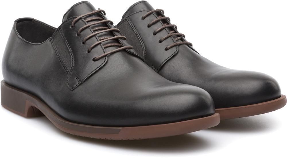 Camper Bowie Black Casual shoes Men K100058-002