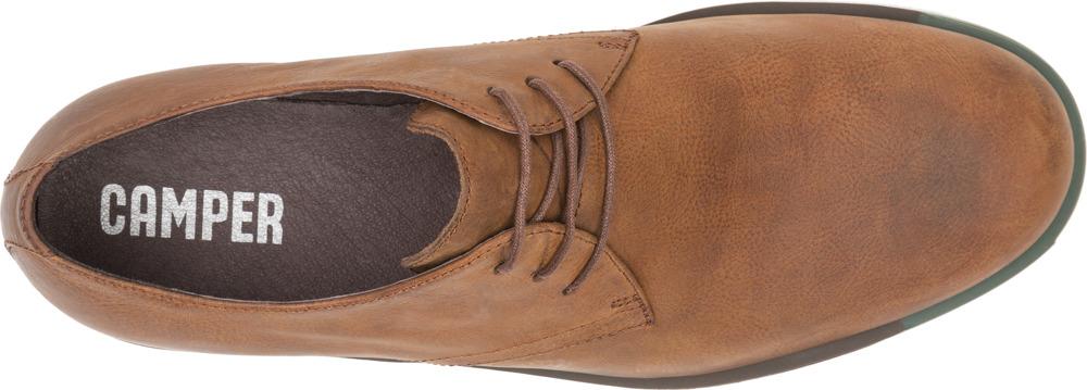 Camper Rebowie Brown Formal shoes Men K100059-003