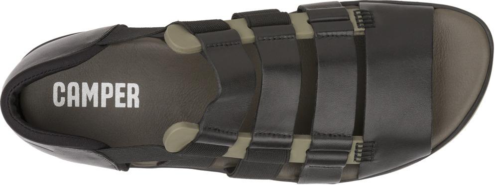 Camper Spray Black Sandals Men K100083-001