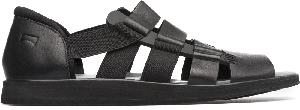 Camper Spray Black Sandals Men K100083-004