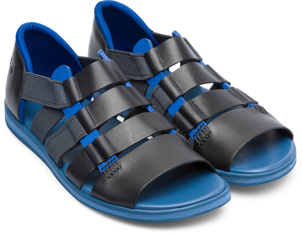 Camper Spray Blue Sandals Men K100083-007