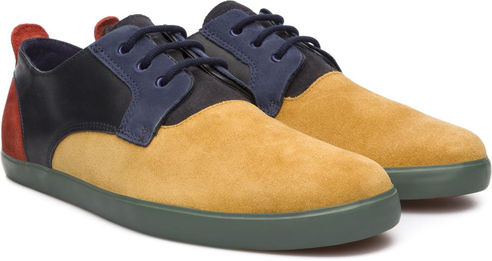 Camper Jim Multicolor Formal shoes Men K100084-003