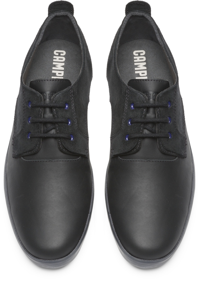 Camper Jim Black Formal shoes Men K100084-009
