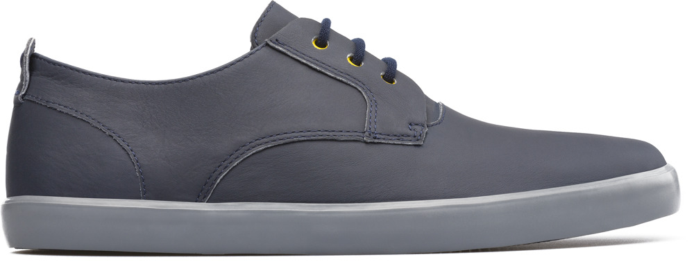 Camper Jim Blue Formal Shoes Men K100084-016
