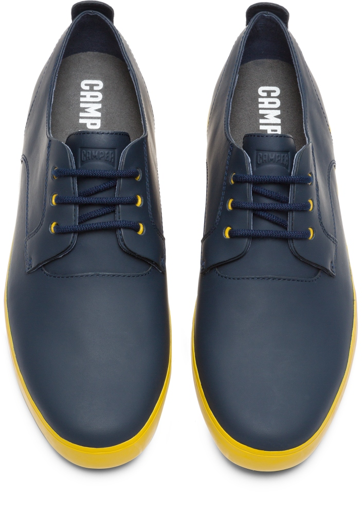 Camper Jim Blue Casual Shoes Men K100084-027