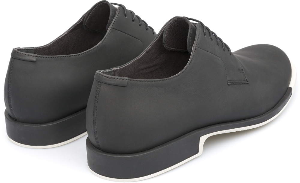 Camper Rebowie Black Formal shoes Men K100109-003