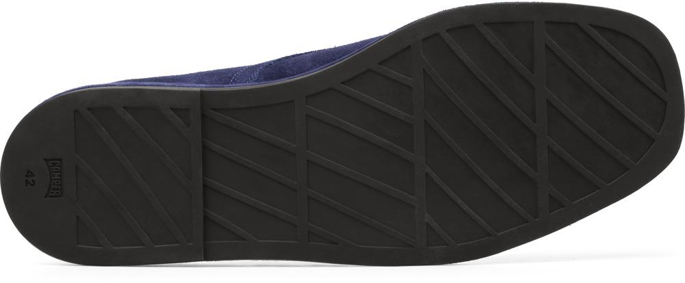 Camper Fidelius Blue Formal shoes Men K100110-001