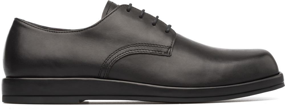 Camper Fidelius Black Formal shoes Men K100110-004