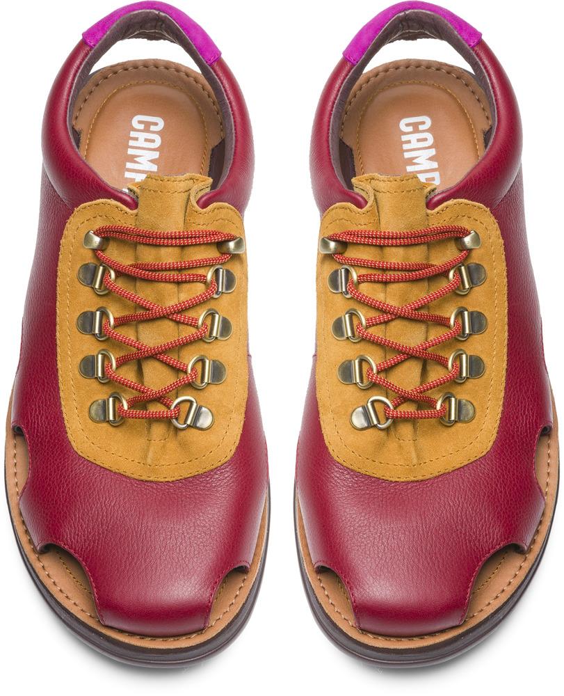 Camper Marges Red Sandals Men K100115-002