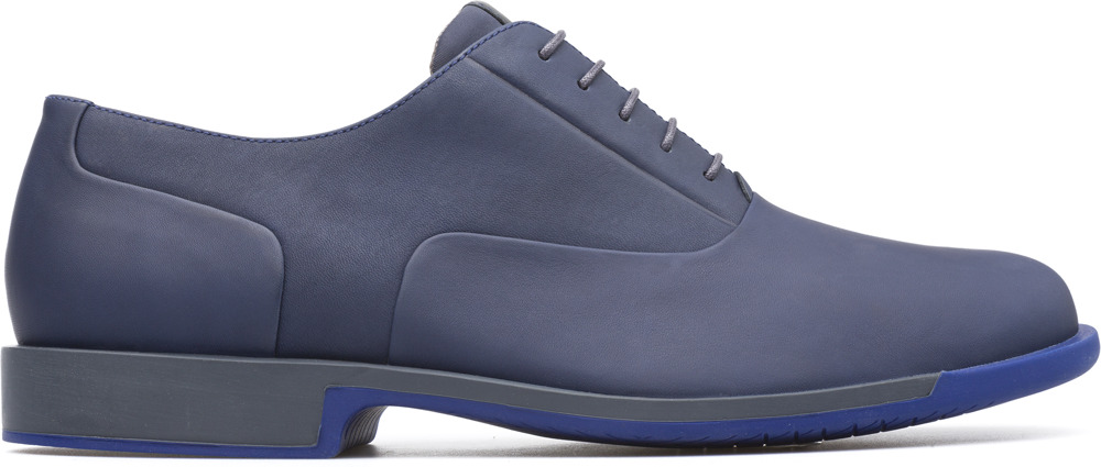 Camper Rebowie Blue Formal shoes Men K100123-001