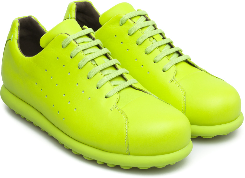 Camper Pelotas Green Casual shoes Men K100125-006