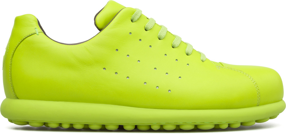 Camper Pelotas Green Casual shoes Men K100125-006