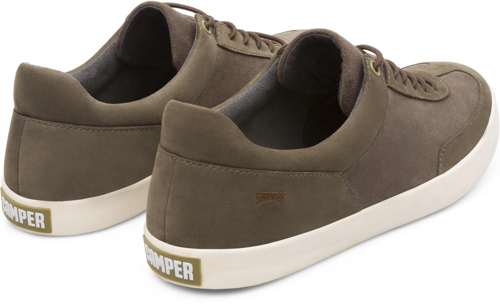 Camper Pursuit Green Sneakers Men K100126-004