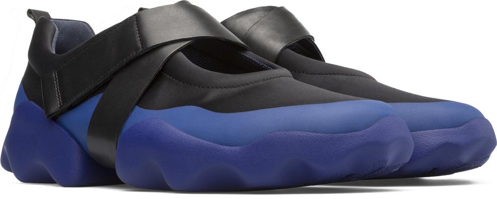 Camper Dub Black Sneakers Men K100128-002