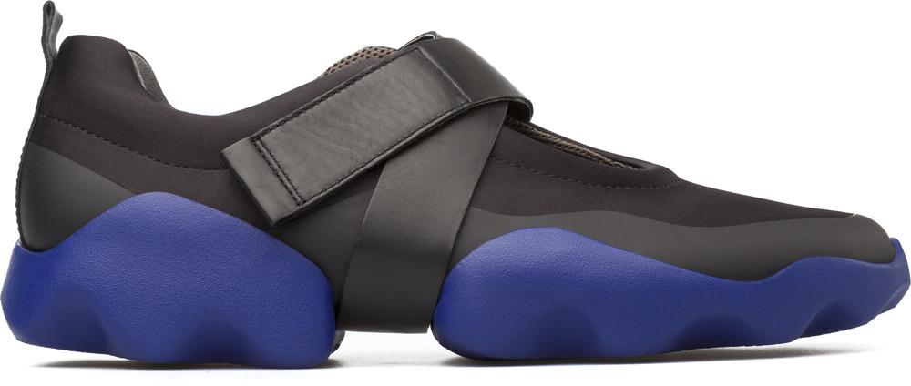 Camper Dub Black Sneakers Men K100128-003