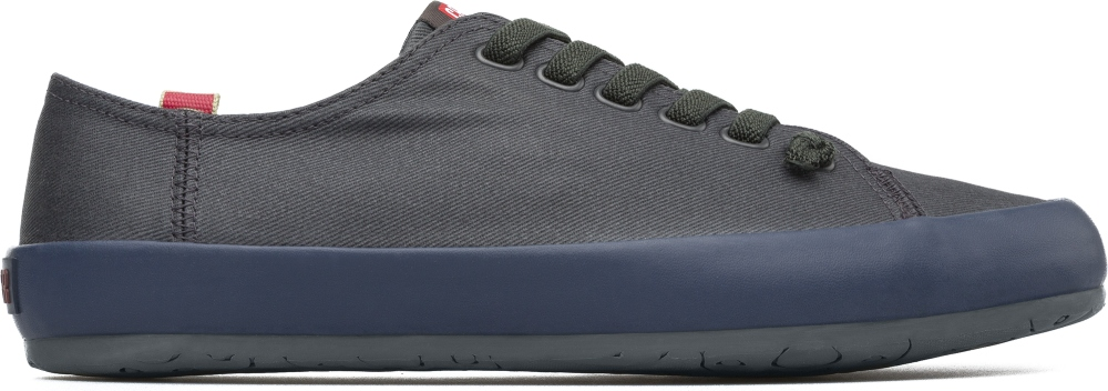 Camper Borne Gris Sneakers Hombre K100143-001