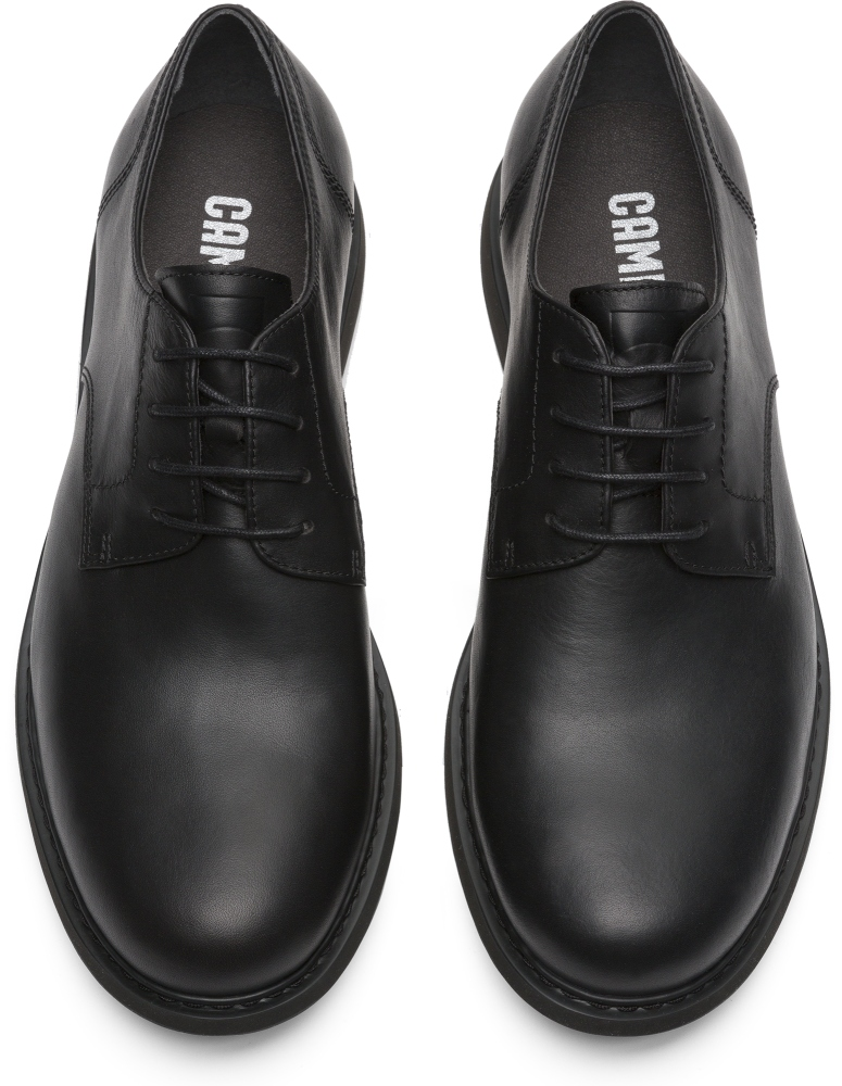 Camper Neuman Black Formal Shoes Men K100152-001