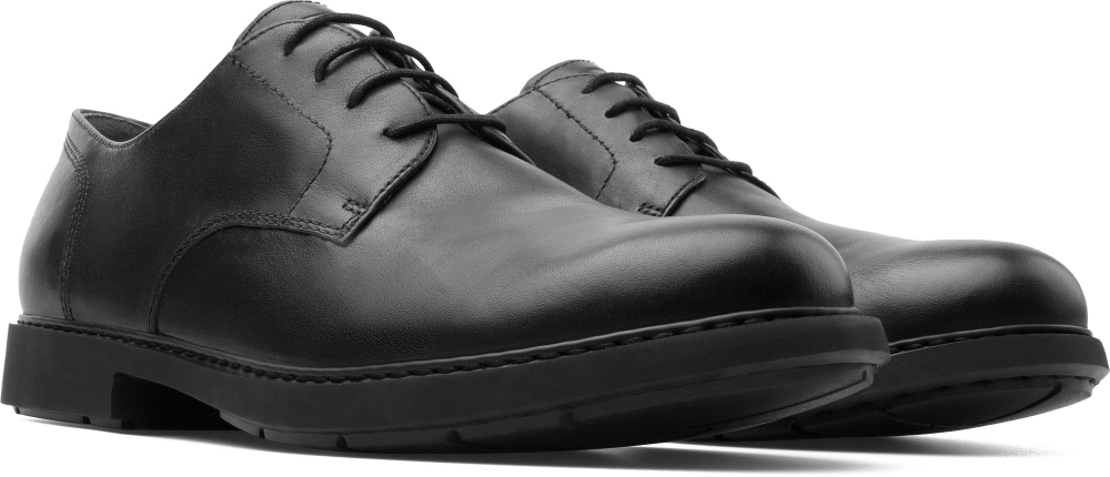 Camper Neuman Black Formal Shoes Men K100152-008