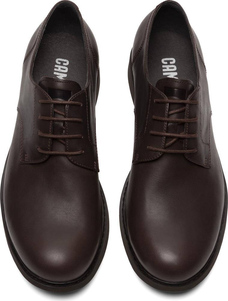 Camper Neuman Marron Zapatos de vestir Hombre K100152-009