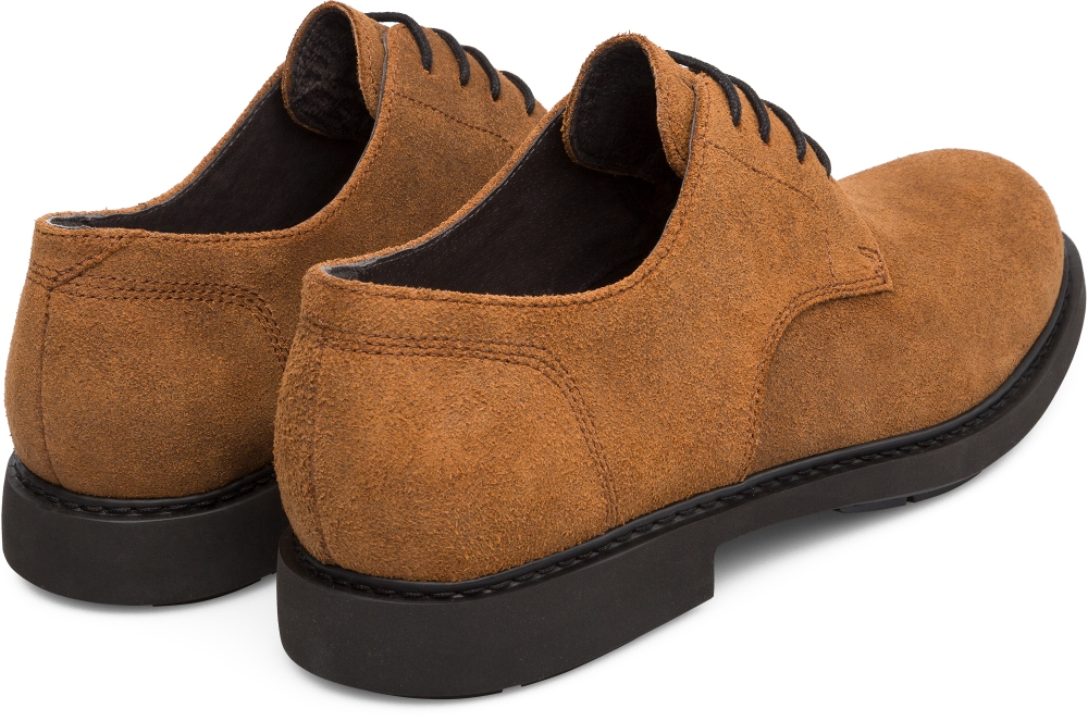 Camper Neuman Marron Zapatos de vestir Hombre K100152-014
