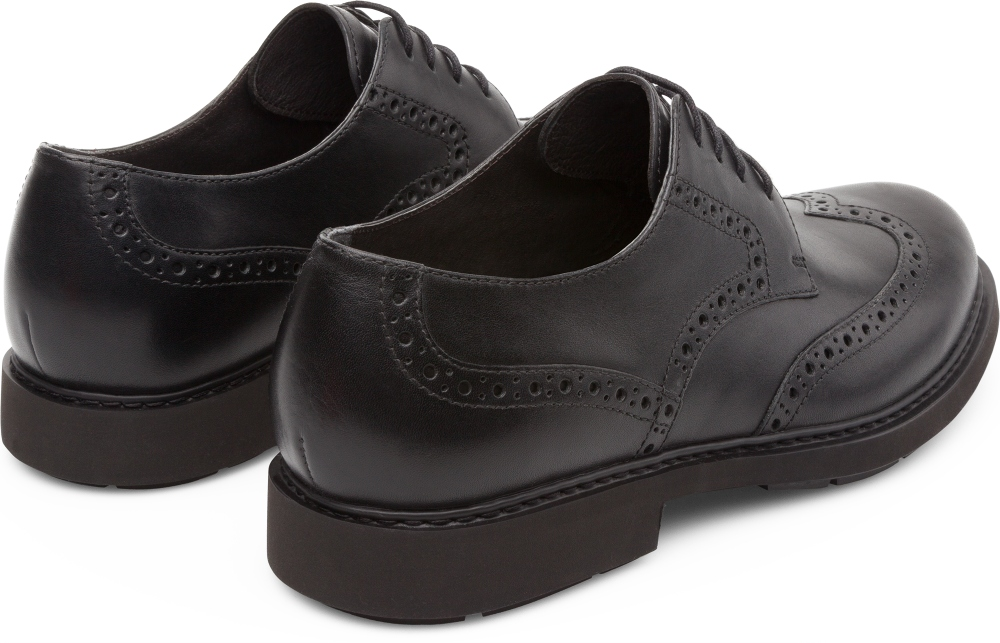 Camper Neuman Black Formal Shoes Men K100156-004