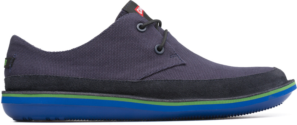 Camper Beetle Bleu Chaussures casual Homme K100159-001