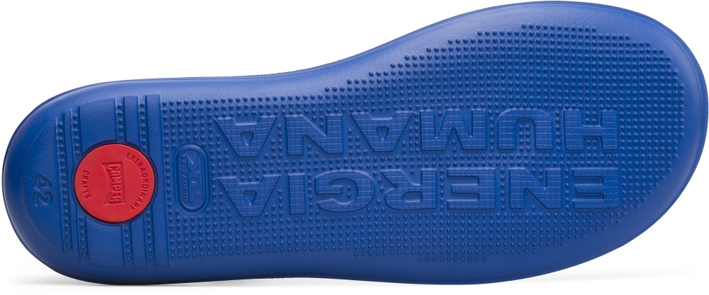 Camper Beetle Azul Sapatos casuais Homem K100159-001